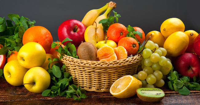 Fruits and vegetables - Biogeo